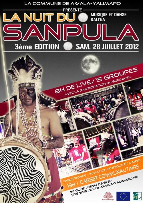 3ème édition de la Nuit du Sanpula