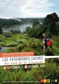 """Exposition photographique:""""les Patrimoines cachés du Sud"""" organisée par le Parc Amazonien de Guyane du 14 Septembre au 15 Octobre 2012"""
