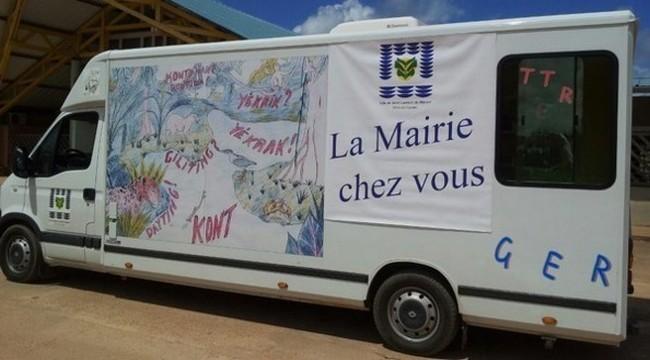 """Le bibliobus """"La mairie chez vous"""" ne circulera pas du 29 octobre au 04 novembre 2012."""