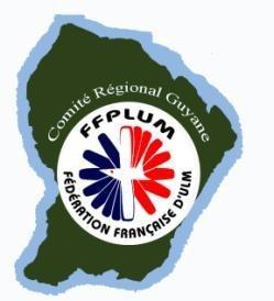 Journée Régionale de l'Ulm en Guyane.