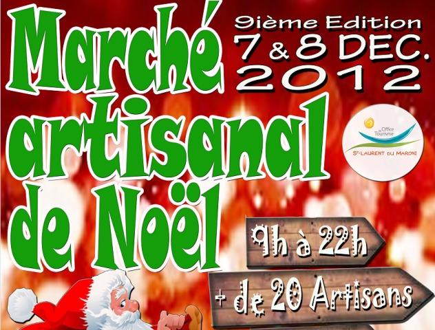Marché Artisanal de Noël