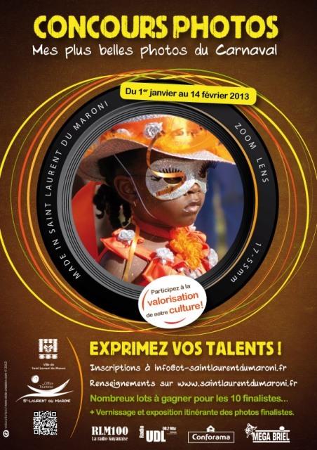 Concours photo « Mes plus belles photos du carnaval »