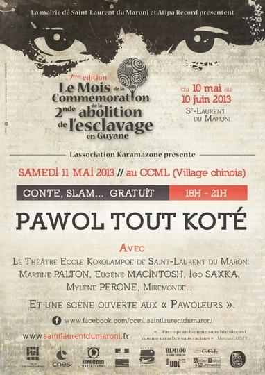 Pawol Tout Koté