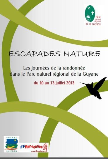 3ème édition des Journées de la Randonnée du PNRG