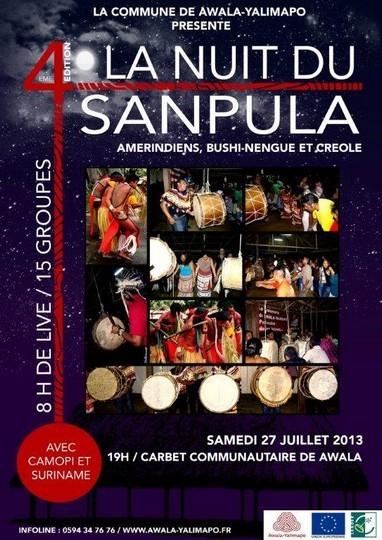La nuit du Sanpula