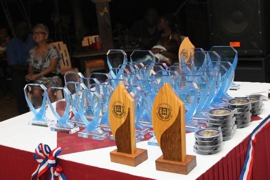 3ème édition de la nuit des trophées