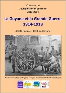 l'APHG-G organise le concours du jeune historien guyanais