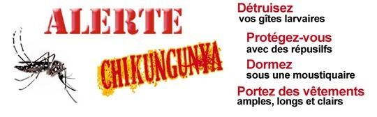 Intensification des opérations de lutte contre le Chikungunya dans les quartiers