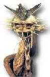 Rencontre avec Ruben MAKOSI (sculpteur sur bois)