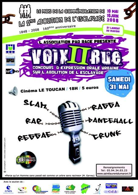 Voix II Rue