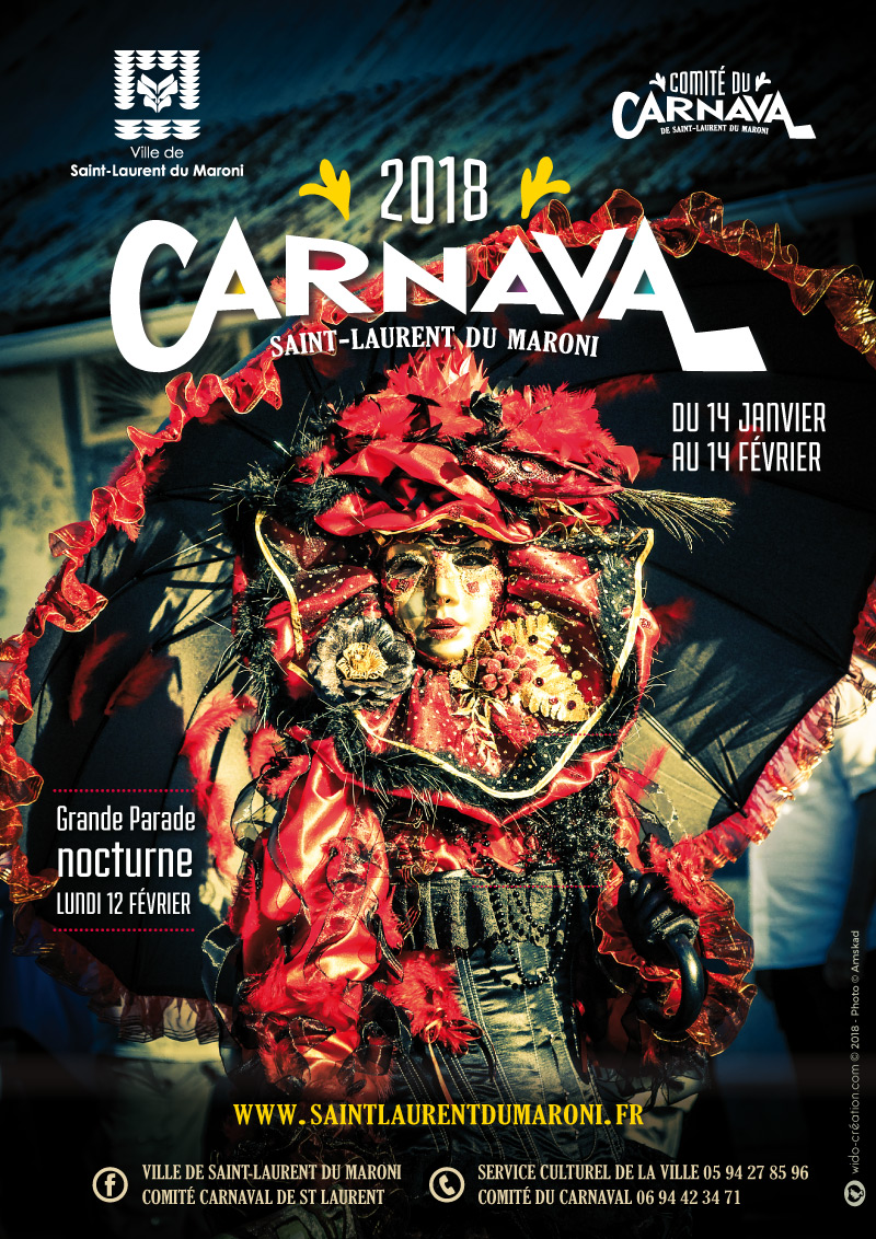 Carnaval 2018 : albums photos