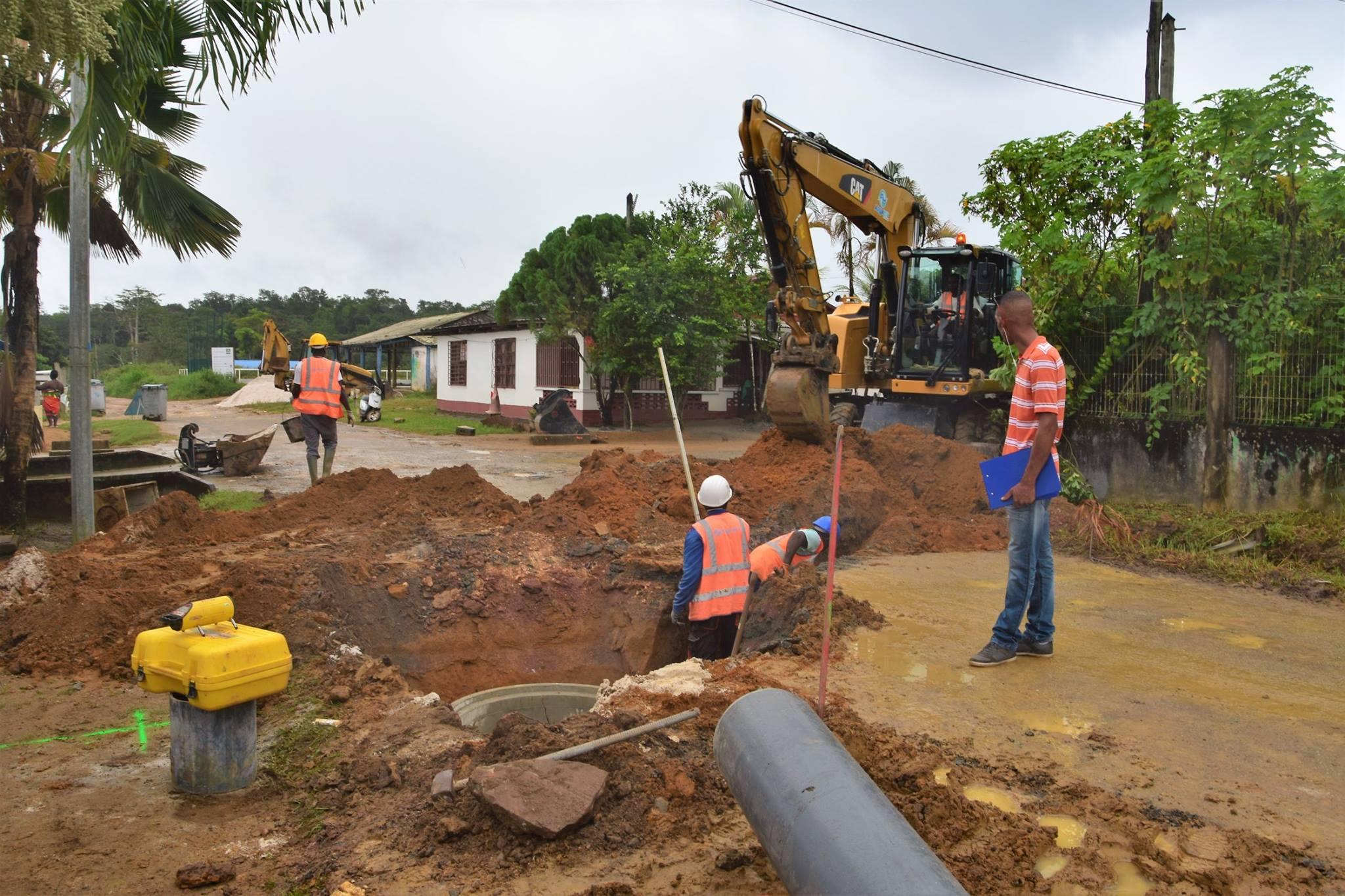 Quartiers : la Ville lance un grand programme de travaux aux Sables Blancs