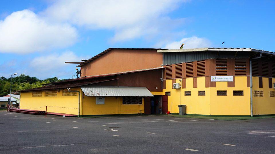 Le gymnase municipal Maximin Noël fait peau neuve