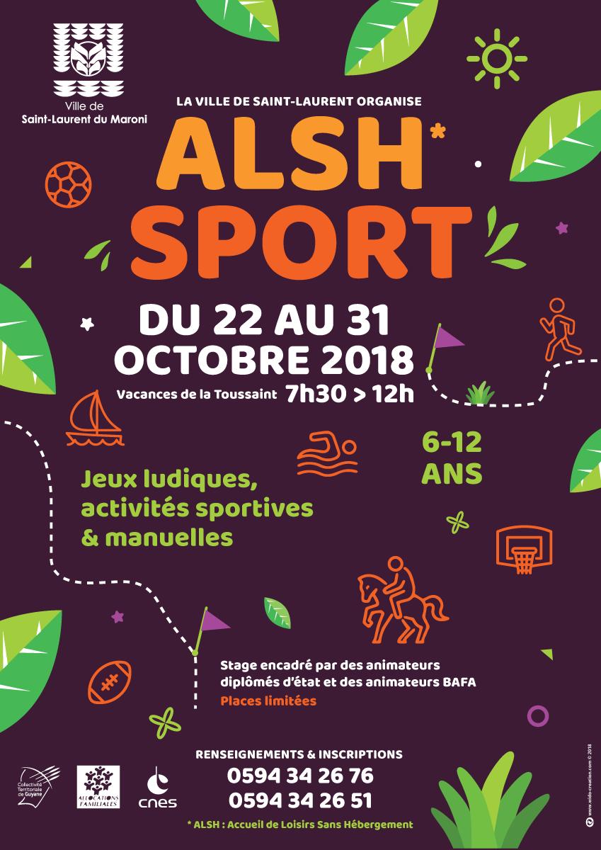 [Sports] : retour en images sur l'ALSH des vacances de Toussaint