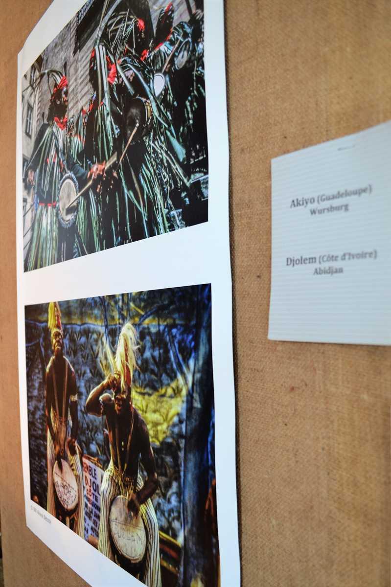 [Exposition photographique] : « Sur les Rythmes des Tambours » de Bill Akwa Betoté