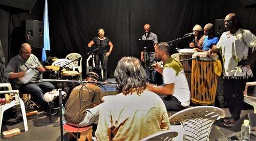 [Musique] : Jam session avec Tambours croisés
