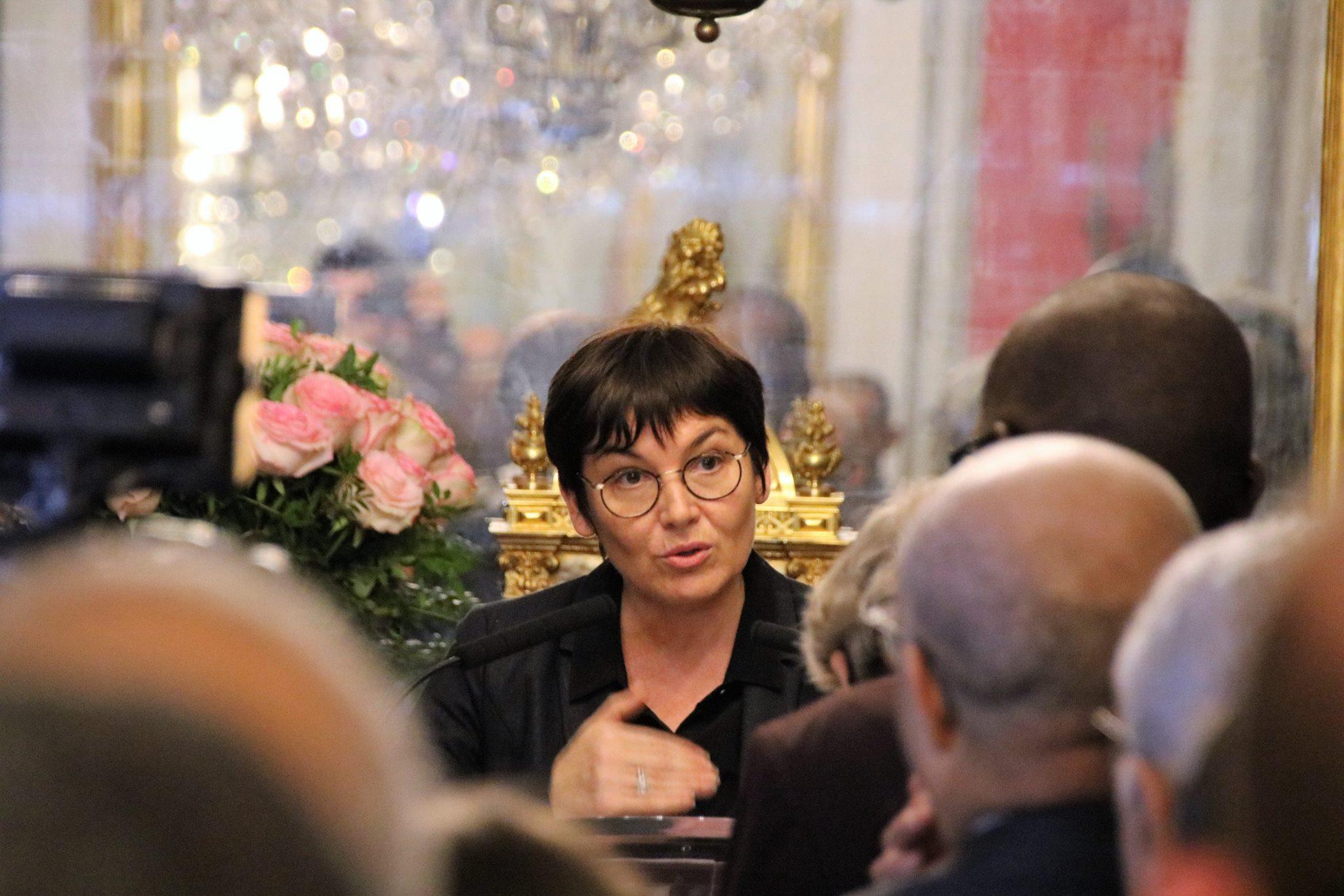 [Vie institutionnelle] : vœux de Annick GIRARDIN, ministre des Outre-mer