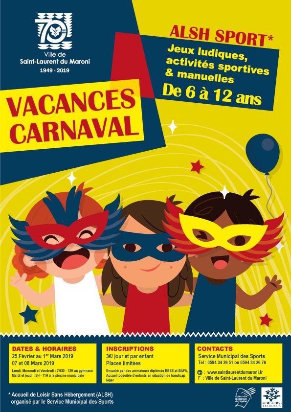 Sports Alsh Des Vacances De Carnaval