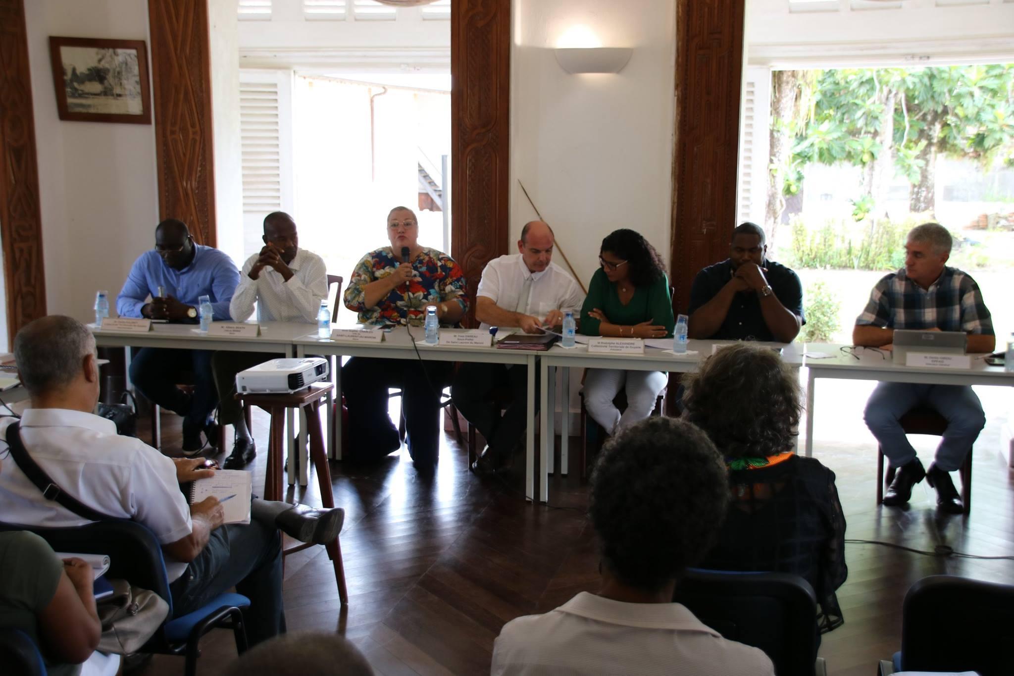 [Aménagement urbain] : signature du Contrat d'Intérêt National de l'Ouest guyanais