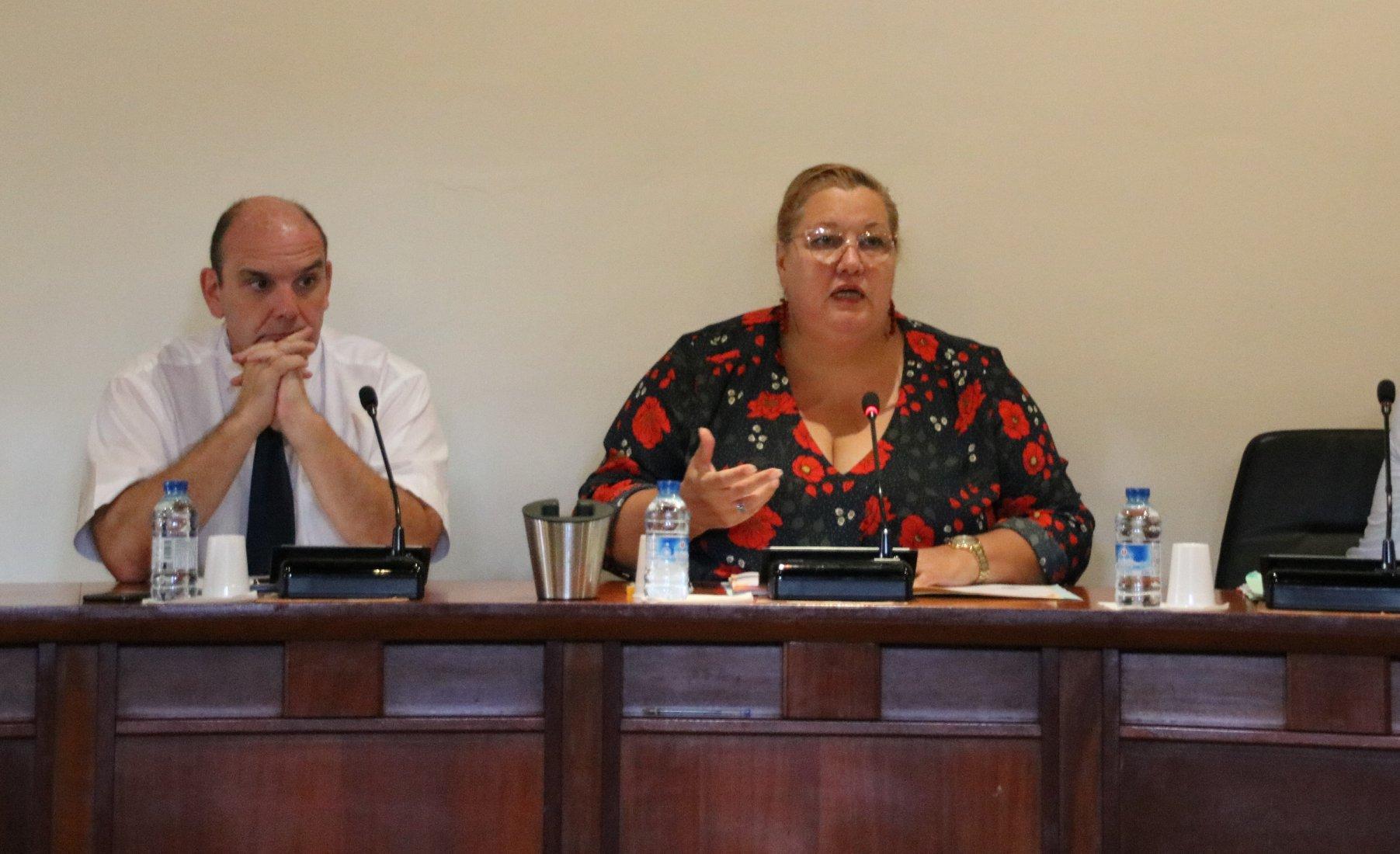 [Sécurité et prévention] : réunion du CLSPD