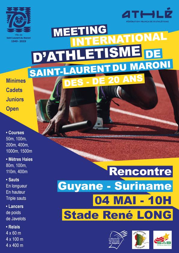 Meeting international d'athlétisme des -20 ans