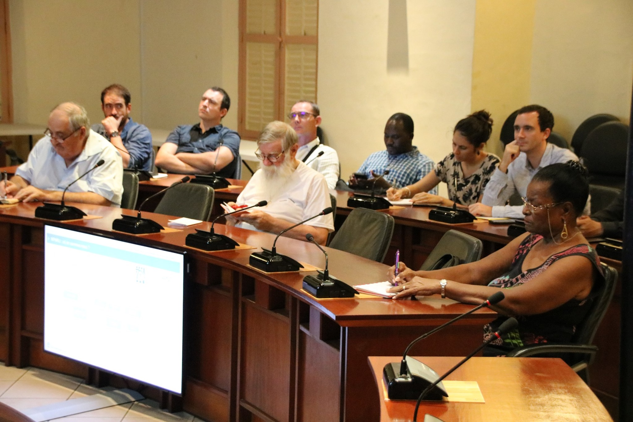 [Rénovation urbaine] : réunion publique d'information sur la rénovation urbaine du secteur centre-ville