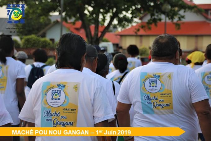 [SPORT] : Maché pou nou gangans 2019