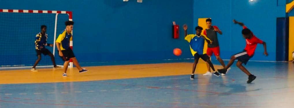 [Saint-Laurent du Maroni - Fête patronale spéciale 70 ans ] : retour en images sur le tournoi de foot en salle