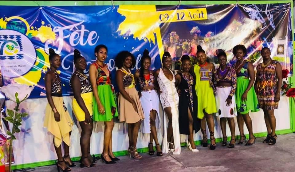 [Saint-Laurent du Maroni - Fête patronale spéciale 70 ans ] : un début de soirée placé sous le signe de l'élégance