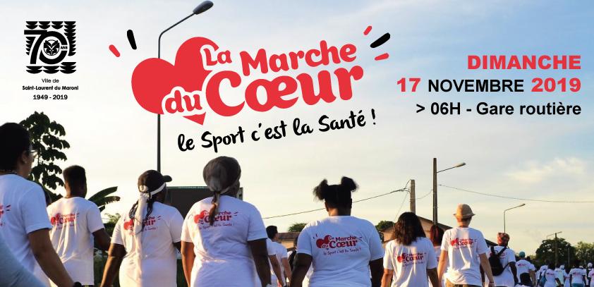 [SPORT] : Marche du coeur 2019