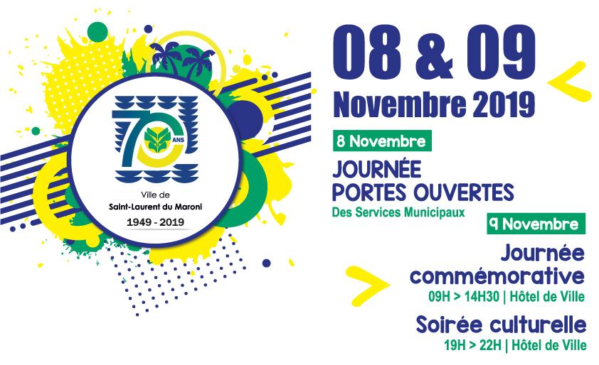 Célébration du 70ème anniversaire de la commune