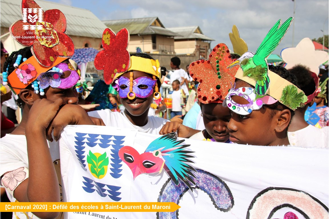 [Carnaval 2020] : Retour en images sur la Parade des écoles
