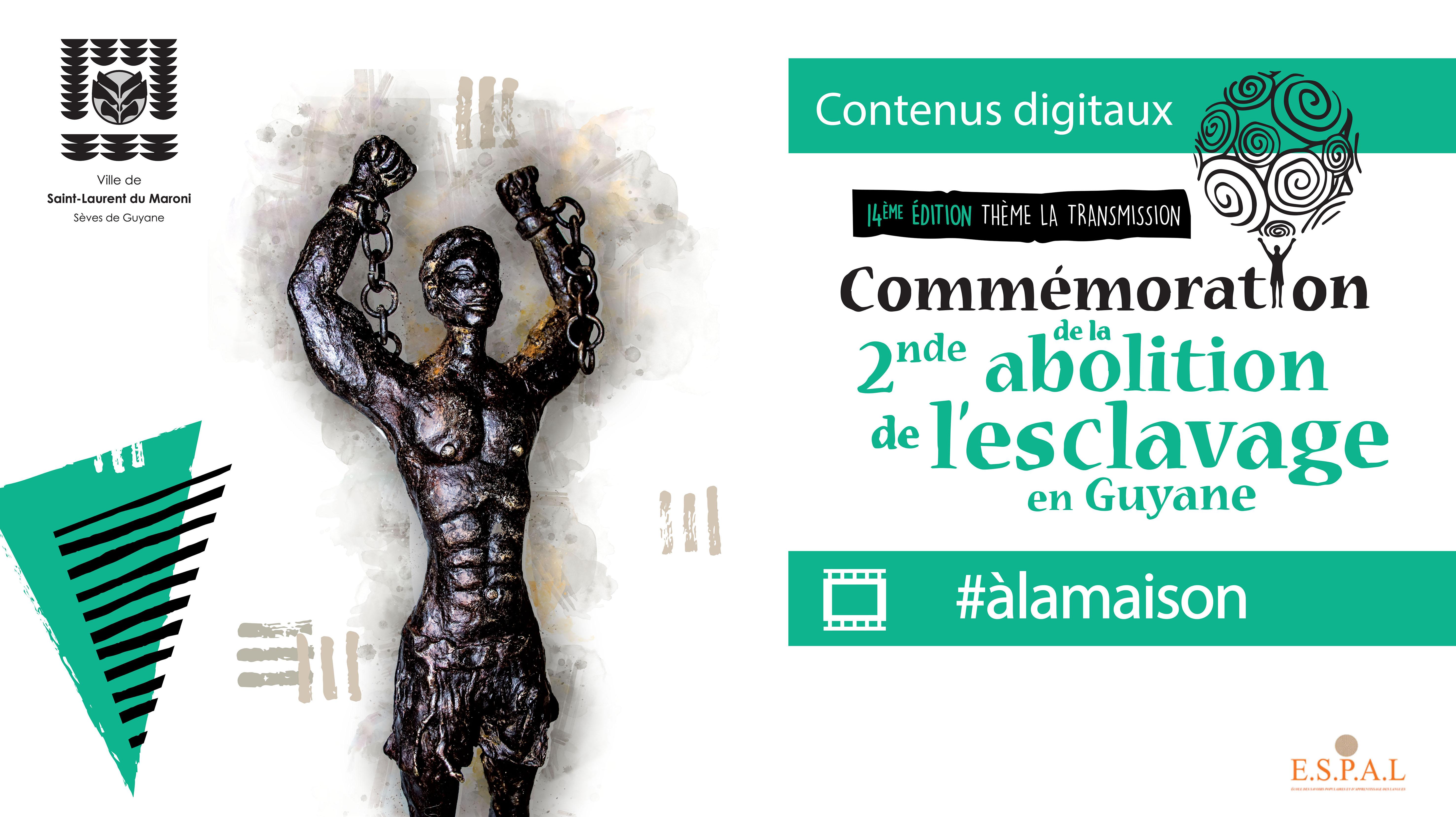 [#commémoration] : de chez vous, accédez à des contenus digitaux gratuits autour de la commémoration de la journée du 10 juin
