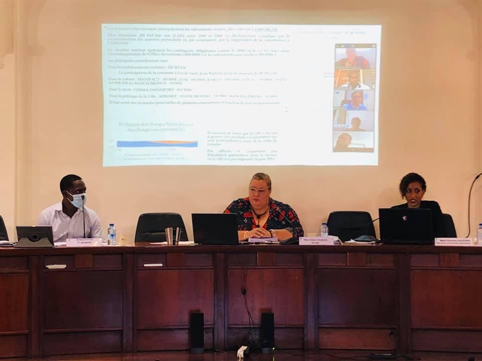 [#budget] : le conseil municipal vote un budget sain et volontariste pour 2020