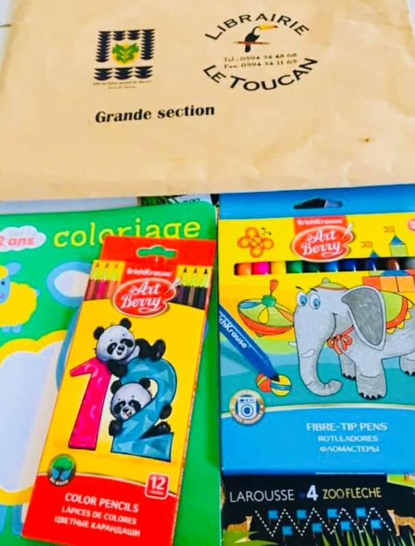 [#RéussiteEducative] : la commune distribue un kit vacances gratuit pour chaque élève de maternelle