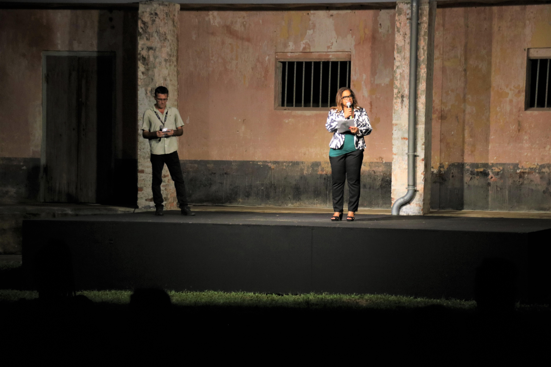 #Fifac : Franc succès pour le lancement hier soir de la deuxième édition du Festival International du Film documentaire Amazonie Caraïbes à #SaintLaurentduMaroni