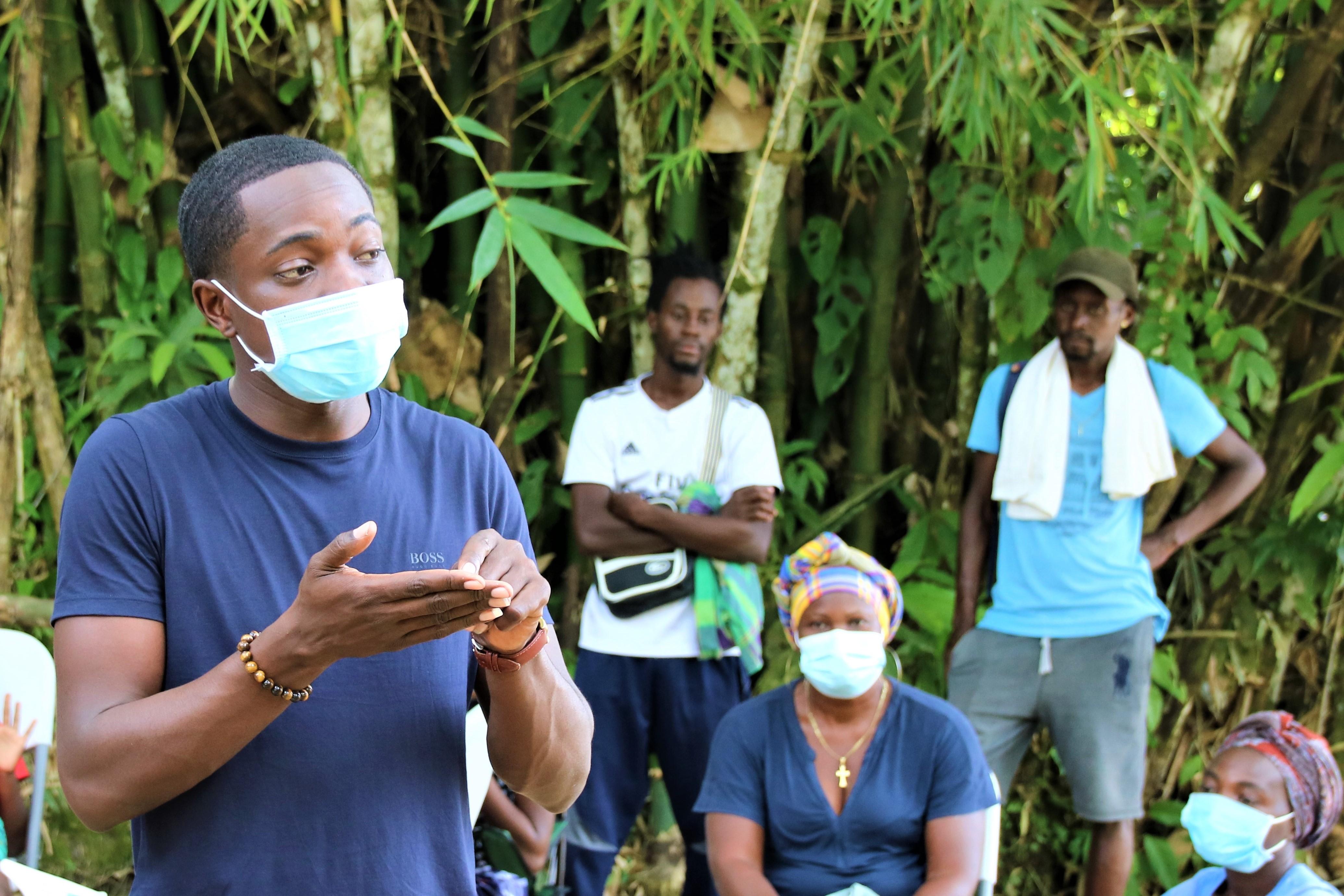 #Électricité : la commune de #saintlaurentdumaroni se mobilise pour étendre l'accès à l'électricité sur son territoire