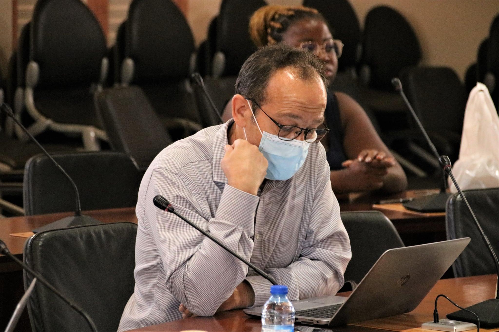 #Santé : la commune rencontre la délégation interministérielle pour l'amélioration de l'offre de soins en Guyane et la création d'un CHU