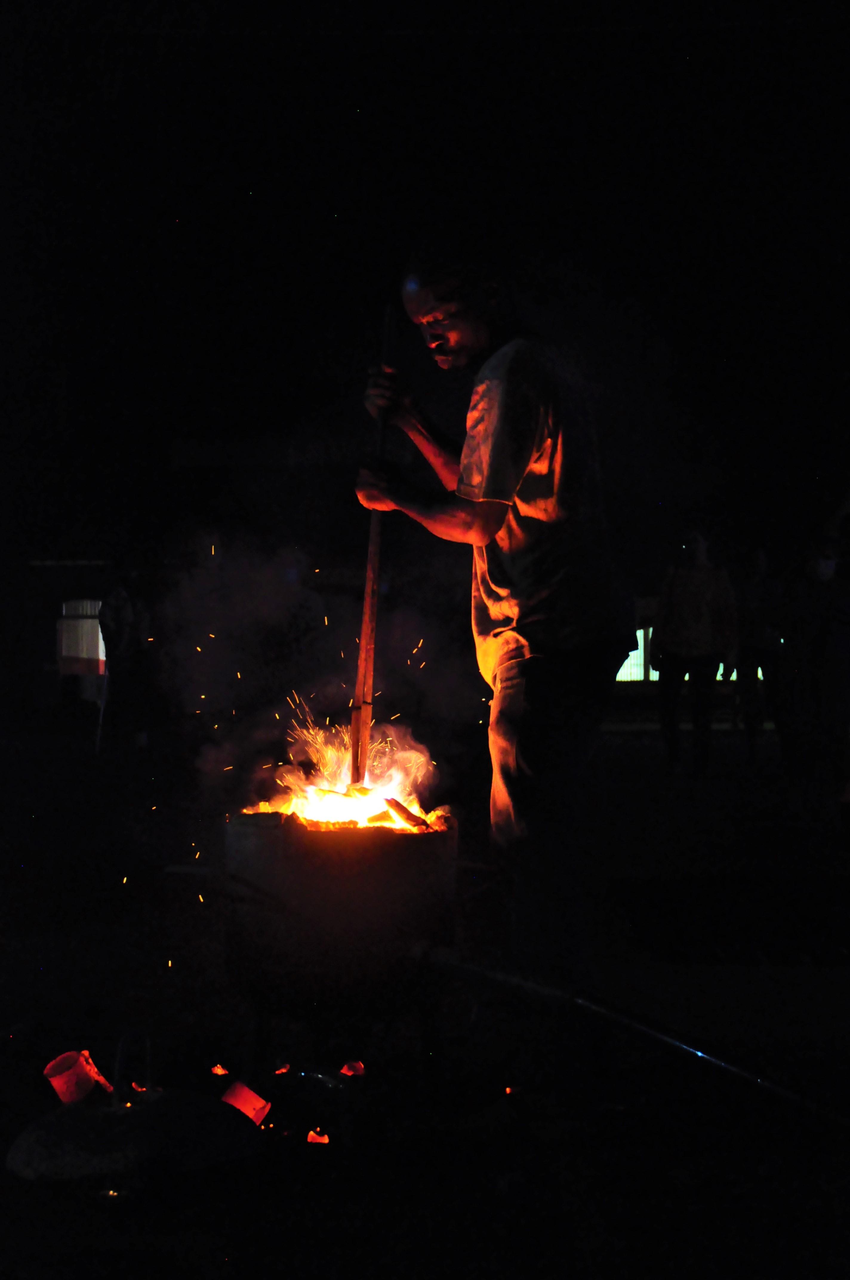 #Culture : retour en images sur la Nuit européenne des musées au Camp de la Transportation