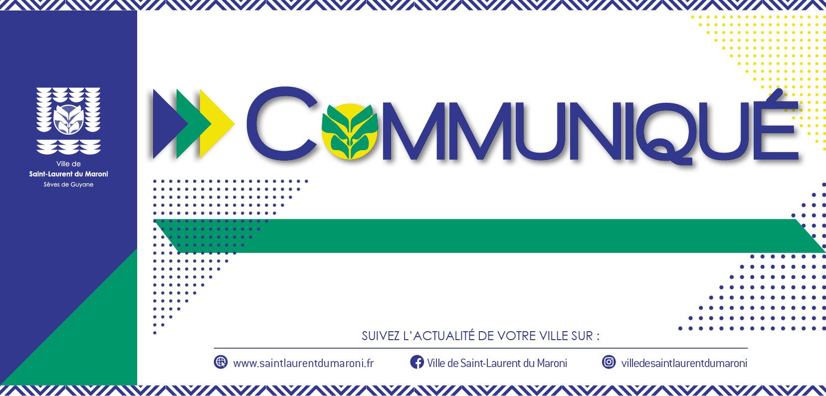 #Recrutement : Clôture des candidatures pour les emplois saisonniers pour la ville de Saint-Laurent du Maroni le 30 mars 2021