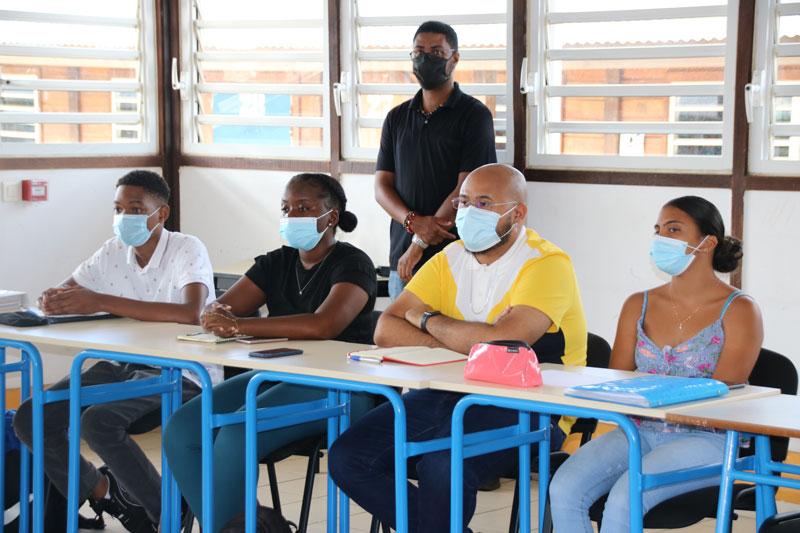 #Education : Cérémonie de félicitations au Lycée Lumina Sophie