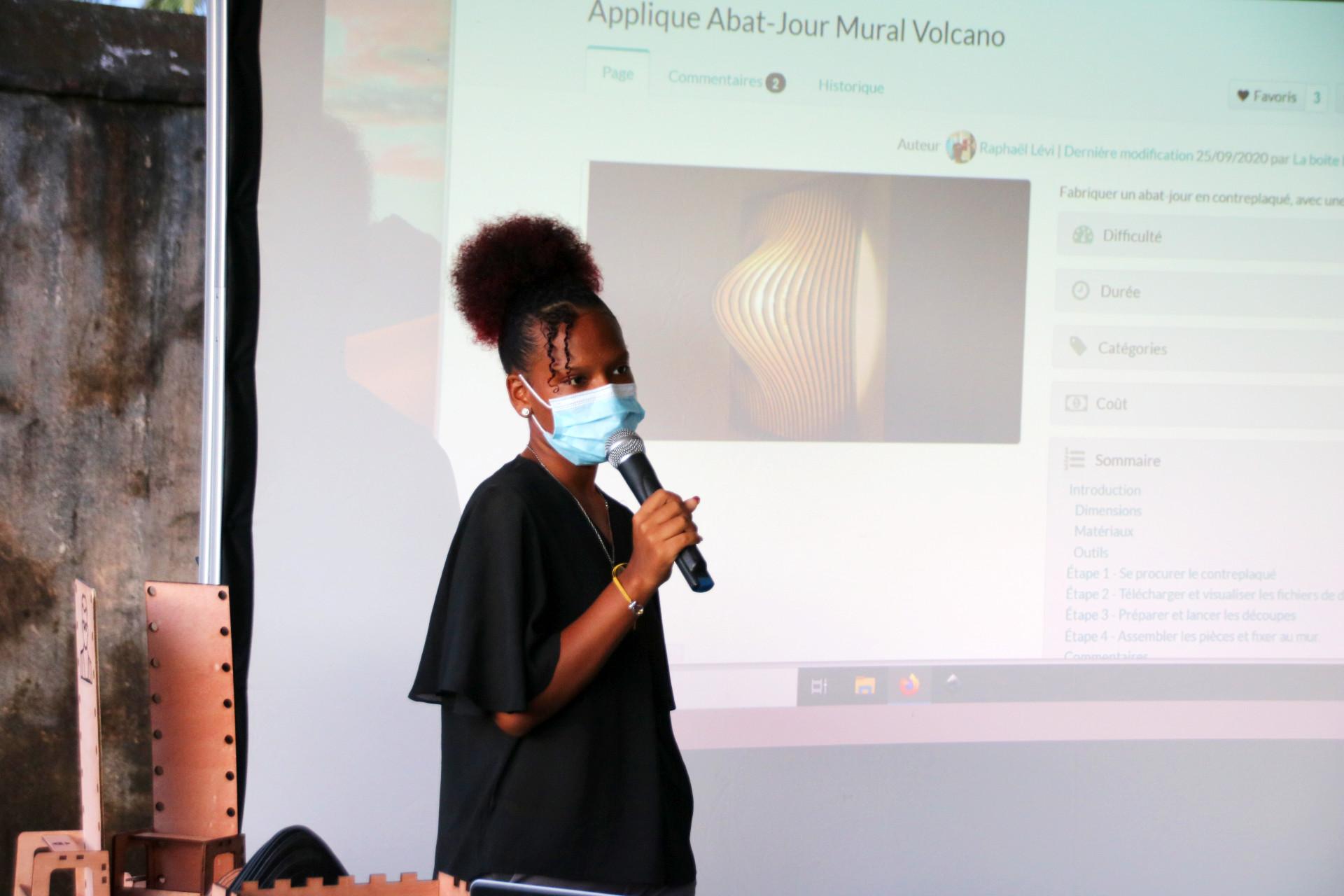 #Partenariat : La mairie de Saint-Laurent du Maroni soutient la formation numérique de Manifact