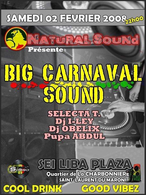 Big carnaval sound