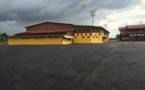 Revêtement du parking du gymnase