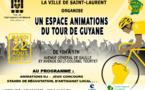 22 août : venez nombreux sur l'espace Animations du Tour de Guyane