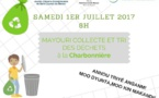 La Ville de Saint-laurent partenaire des mayouris Tri et collecte des déchets organisés par les Jeunes citoyens entreprenants de Saint-Laurent