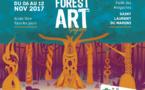 Du 06 au 12 novembre prochains, ne ratez pas le Forest Art Guyane : l'art au naturel !