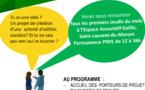 Pour les porteurs de projets d'utilité sociale : permanence PDRL le 05 avril