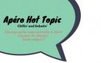 Venez participer à l'apéro-débat de la JCI le 13 avril !