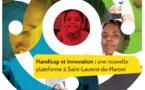 Handicap et innovation en Guyane : réunion de présentation d'une nouvelle plateforme !